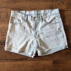 GAP Sexy Boyfriend Shorts 28